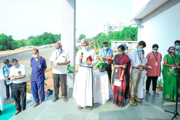 CMC Vellore Chittoor Campus